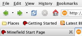 Gnomestripe: Integración de Firefox 3 en Gnome.