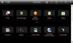 Pantallazo de Ubuntu MID 8.04