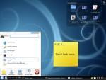 Pantallazo de KDE 4.1